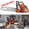 More images of Petrol Chainsaw Husqvarna Tree Surgery Prune Cutter 2 Stroke Heavy Duty 36cm Bar