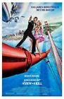 232176 A VIEW TO A KILL 1985 MOVIE DAN GOUZEE ARTWORK WALL PRINT POSTER AU $49.95 AUD on eBay
