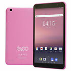 "EVOO 8""  Tablet Android 8.1 Go Edition - Front & Rear Facing Camera 16GB"
