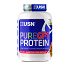 USN Pure Protein GF-1 (New Formula) 2kg/7 Source Protein Blend Powder/ low sugar