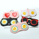 Women Cute Cartoon Eye Glasses Bag Sunglasses Case Sun Glasses Protection New