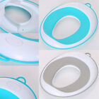 Soft Portable Toilet Seat Kids Secure Trainer Ring Non-Slip Hook PP Baby image