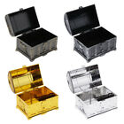 treasure chest for gold coins and pirate gems jewelery playset storage box For Sale - 34