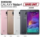 New Sim-free Unlocked Samsung Galaxy Note 4 N910 3gb/32gb Black Android Phone