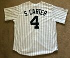 AUTHENTIC MAJESTIC NEW YORK YANKEES JERSEY JAY-Z / S.CARTER #4  L, XL, XXL *NWT*