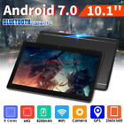 10.1'' 64GB+4G Android 7.0 Tablet PC Octa 8 Core HD WIFI Bluetooth 2 SIM 4G USA