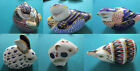 ROYAL CROWN DERBY PAPERWEIGHTS HAMSTER, DUCK, QUAIL, RABBIT, MOUSE, HEDGHOG PICK