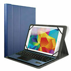 Touchpad Bluetooth Keyboard Stand Case For 9.6-10.6'' Android/windows Tablet