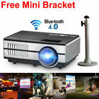 1080p Smart Android Mini Projector WIFI Home Theater Party Netflix Airplay Gift