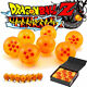 Watchers:1546New 7Pcs Stars Dragon Ball Z Crystal Balls Set Collection In Box Set Gifts