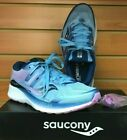 SAUCONY RIDE ISO S10445-1 BLU/NVY/PUR Women's Running Shoes Wide Size:7/ 9/ 10