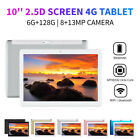 "10.1"" WIFI/4G-LTE HD PC Tablet Android 9.0 bluetooth 6 128G SIM GPS Dual Camera"