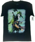 Marvel Mens Thor Ragnarok Graphic T Shirt Gray Size M-L
