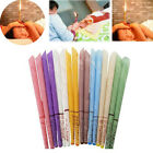 10Pcs Earwax Candles Wax Hollow Blend Cones Beeswax Ear Cleaning Hearing Mass VV
