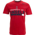 Nike Los Angeles LA Angels Anaheim Albert Pujols 5 Property of Player T-Shirt on Ebay