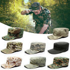 New Camouflage Tactical Cap Soldier Hat Outdoor Sports Hiking Riding Hat Sun Cap
