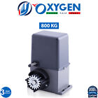 Oxygen Automation 800Kg Heavy Duty Electric Sliding Gate Opener Automatic Motor