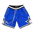 CUSTOM AUTHENTIC ORLANDO MAGIC (BLUE) MITCHELL NESS NBA SHORTS POCKETS just don on eBay