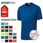 Sport Tek Men's Dri-Fit PosiCharge Workout S-4XL Big Tall T-Shirt M-TST350