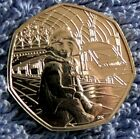 50p Coins 1998 - 2019 circulated & Brilliant Uncirculated