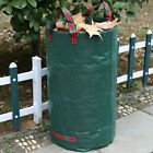 Home Garden Waste Bag Reusable Waterproof Refuse Sack Leaf Weed Grass Bags Tidy