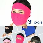 Ear Warmer Mask Windproof Winter Face Mouth Masks For Women Men Warm Hood X3