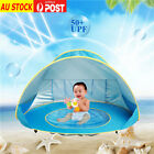 Protable Children Baby Game Beach Tent with Sun Shade Outdoor Playing Kids Tents