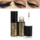 Glitter Liquid Eyeliner Metallic Shiny Eyeshadow Makeup Eye Liner Pen-Waterproof
