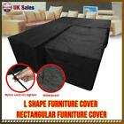 Waterproof Garden Patio Furniture Cover Rattan Table Square Cube Outdoor Covers