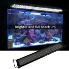 "24"" 36"" 48"" Dimmable Full Spectrum LED Aquarium Light Reef Coral Marine"