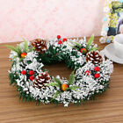 Wall Hanging Christmas Ornament Garland Decoration for Home Holiday Accessories@