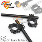 TFG CNC Handle bars Clip-On For Triumph Speed Triple 05 06 $79.0 USD on eBay