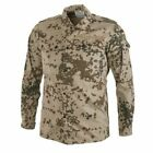 Authentic German Army Combat Field Shirt Tropical Flecktarn Camo Bundeswehr