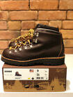 DANNER MOUNTAIN LIGHT BOOTS BROWN STYLE 30866 WIDTH EE MADE IN THE USA