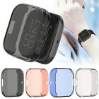 Lightweight TPU Full Case Cover Screen Protector Accessories For Fitbit Versa 2