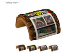 ZOO MEG HABBA HUT FOR TURTLE AND OTHER REPTILE FREESHIP