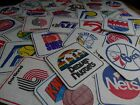 NBA Team Logo Paper Coaster Set of 4 - Retro Man Cave Bar Drink Beer Vintage on eBay