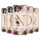 OFFICIAL NATURE MAGICK FLOWERS MONOGRAM ROSE GOLD 2 BACK CASE FOR XIAOMI PHONES $12.95 USD on eBay