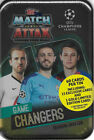 2019 2020 Topps Champions League Match Attax Collector Tins GOLD EXCLUSIVE CardsSoccer Cards - 183444