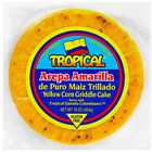 Tropical Arepa Amarilla / Yellow Corn Griddle Cake