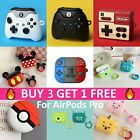 Cartoon Game Design For Apple AirPods Pro Silicone Case Protective Cover Airpod $13.78  on eBay