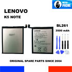 GENUINE BATTERY OEM LENOVO BL261 3500mAh 13,37Wh VIBE K5 NOTE A7020A48 K52E78