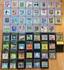Nintendo Game Boy & Game Boy Color Games - AUTHENTIC - TESTED - SHIPS FAST! $6.75 USD on eBay