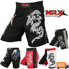 MMA Grappling Shorts UFC Mix Cage Fight Kick Boxing Fighter Martial Arts Shorts
