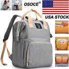 Kyпить OSOCE Mummy Maternity Nappy Diaper Bag Large Capacity Baby Changing Backpack на еВаy.соm