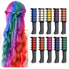 Hair Chalk Comb Temporary Hair Color Dye for 6 7 8 9 10 Year Old Girl Gifts -US