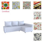 Custom Made Cover Fits IKEA Friheten Sofa Bed with Chaise, Patterned fabrics