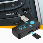 X6 Wireless Bluetooth 3.5mm AUX Audio Stereo Music Home/Car Receiver USB Adapter
