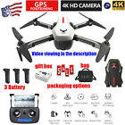 SG906 GPS Brushless 4K Camera Drone 5G Wifi FPV Positioning RC Quadcopter O1Z1