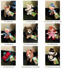 "CVS Rudolph the Red-Nosed Reindeer 6"" Plush Stuffins with TAGS & Tag Protectors image"